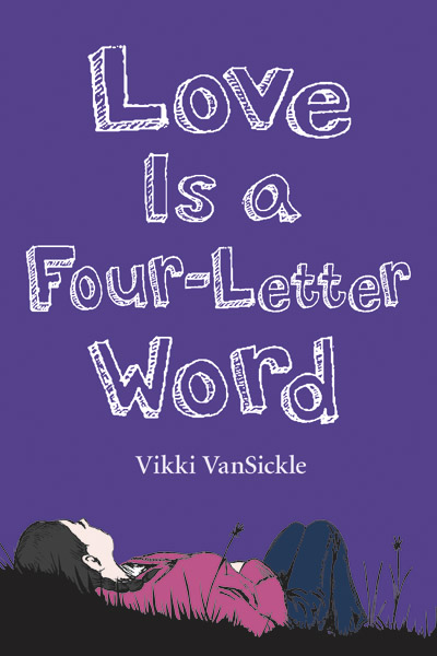b is for brand new book announcement  love is a four