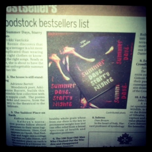 SDSN on Wdsk Bestseller List